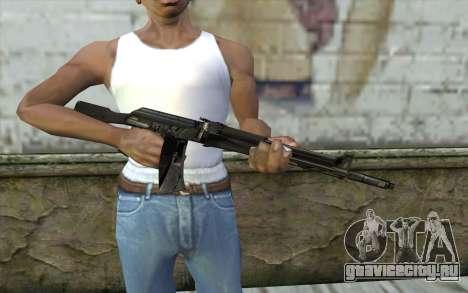 АК-107 from S.T.A.L.K.E.R для GTA San Andreas третий скриншот