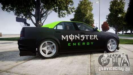Albany Presidente Racer для GTA 4 вид слева