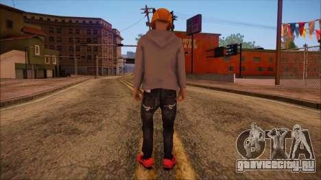 GTA 5 Online Skin 6 для GTA San Andreas второй скриншот