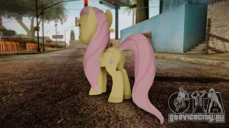 Fluttershy from My Little Pony для GTA San Andreas второй скриншот