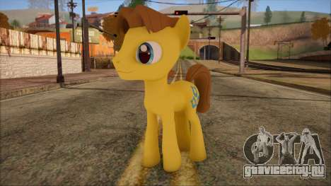 Caramel from My Little Pony для GTA San Andreas