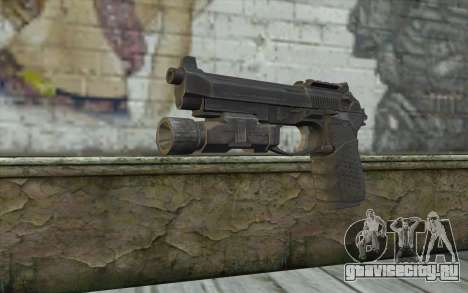M9A1 from COD: Ghosts для GTA San Andreas