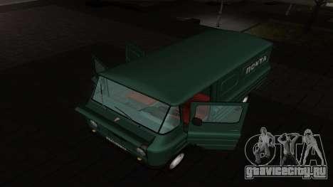 Zuk A06 для GTA San Andreas вид сзади слева