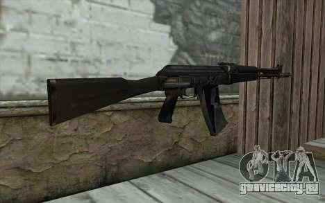 АК-107 from S.T.A.L.K.E.R для GTA San Andreas второй скриншот