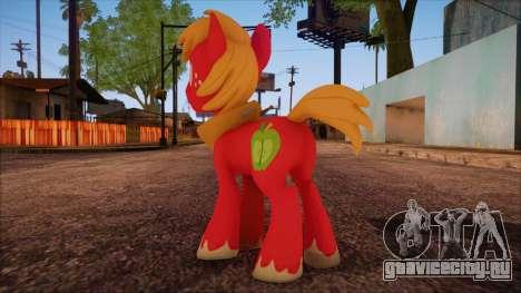 Big Macintosh from My Little Pony для GTA San Andreas второй скриншот