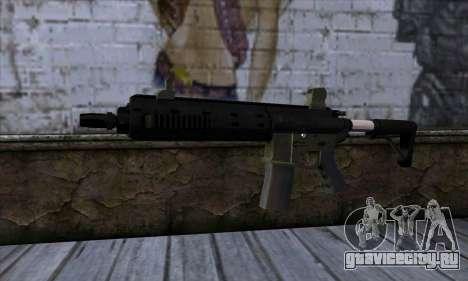 Carbine Rifle from GTA 5 v2 для GTA San Andreas