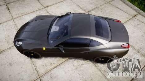 Ferrari California [EPM] v1.5 для GTA 4 вид справа