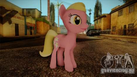 Lily from My Little Pony для GTA San Andreas