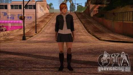 Modern Woman Skin 6 для GTA San Andreas