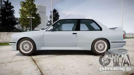 BMW M3 E30 1991 [EPM] для GTA 4 вид слева