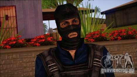 Terror from Counter Strike Condition Zero для GTA San Andreas третий скриншот