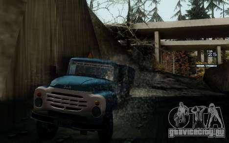 Трасса для бездорожья 3.0 для GTA San Andreas