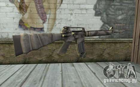 M16A4 from Battlefield 3 для GTA San Andreas второй скриншот