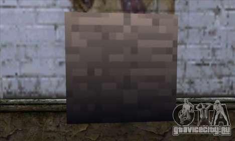 Блок (Minecraft) v13 для GTA San Andreas
