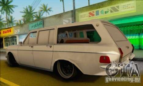 ГАЗ 24-02 для GTA San Andreas вид слева