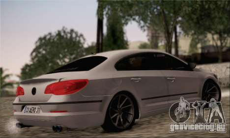 Volkswagen AirCC для GTA San Andreas вид слева