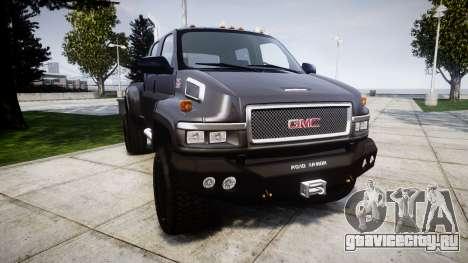 GMC C4500 TopKick 2007 Ironhide для GTA 4