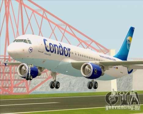 Airbus A320-200 Condor для GTA San Andreas