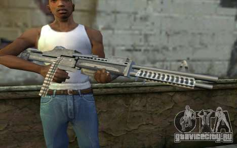 M60 from GTA Vice City для GTA San Andreas третий скриншот