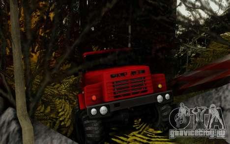 Трасса для бездорожья 3.0 для GTA San Andreas третий скриншот