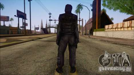 SAS from Counter Strike Condition Zero для GTA San Andreas второй скриншот