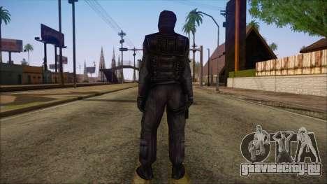 SAS from Counter Strike Condition Zero для GTA San Andreas второй скриншот