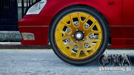 Intruder Sport для GTA 4 вид сзади слева