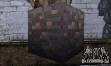 Блок (Minecraft) v7 для GTA San Andreas второй скриншот