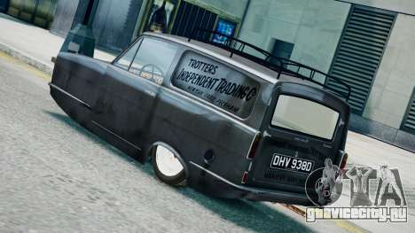 Reliant Supervan III 1970 для GTA 4
