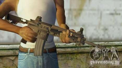 M4 from Battlefield 4 для GTA San Andreas третий скриншот