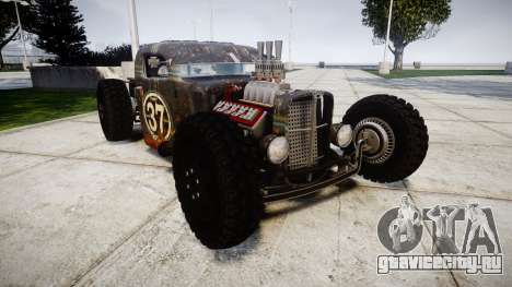 Dumont Type 47 Rat Rod PJ1 для GTA 4