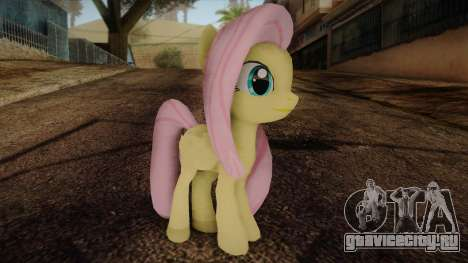 Fluttershy from My Little Pony для GTA San Andreas