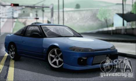 Nissan 180SX Facelift Silvia S15 для GTA San Andreas
