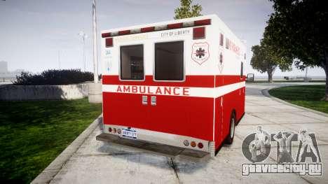 Vapid V-240 Ambulance для GTA 4