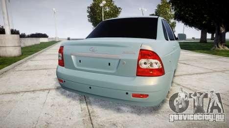 ВАЗ-2170 казино для GTA 4 вид сзади слева