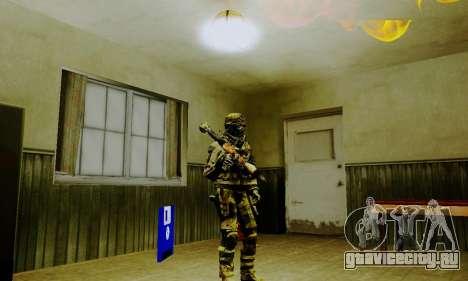 Weapon pack from CODMW2 для GTA San Andreas двенадцатый скриншот