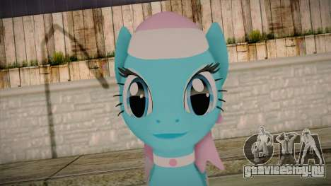 Lotus from My Little Pony для GTA San Andreas третий скриншот