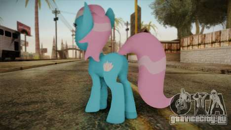 Lotus from My Little Pony для GTA San Andreas второй скриншот