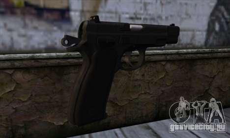CZ75 v1 для GTA San Andreas второй скриншот