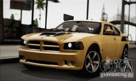 Dodge Charger SuperBee для GTA San Andreas