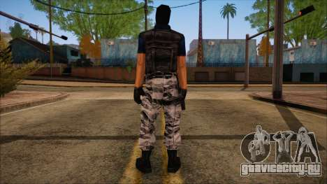 Terror from Counter Strike Condition Zero для GTA San Andreas второй скриншот