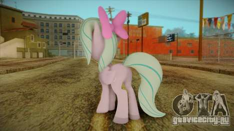 Flitter from My Little Pony для GTA San Andreas