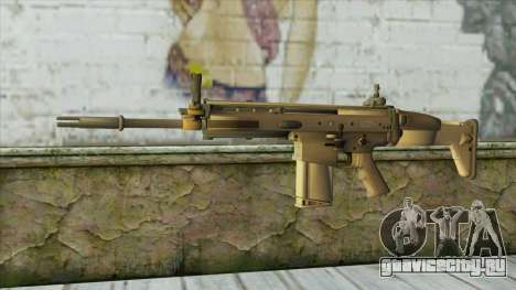 AK12 from Battlefield 4 для GTA San Andreas