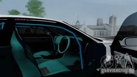 Nissan Skyline GT-R33 для GTA San Andreas салон