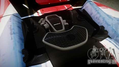 McLaren 650S Spider 2014 [EPM] v2.0 UK для GTA 4 вид сбоку