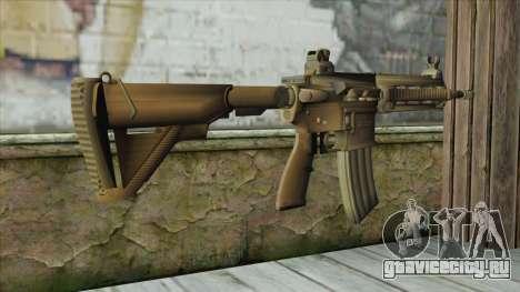 M4 from Battlefield 4 для GTA San Andreas второй скриншот