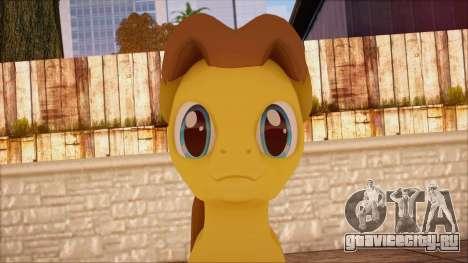 Caramel from My Little Pony для GTA San Andreas третий скриншот