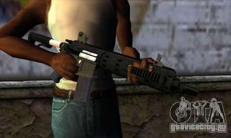 Carbine Rifle from GTA 5 v2 для GTA San Andreas третий скриншот