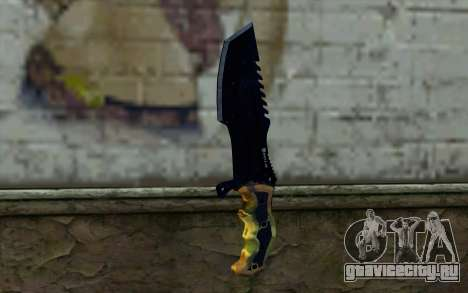 Knife from COD: Ghosts v1 для GTA San Andreas