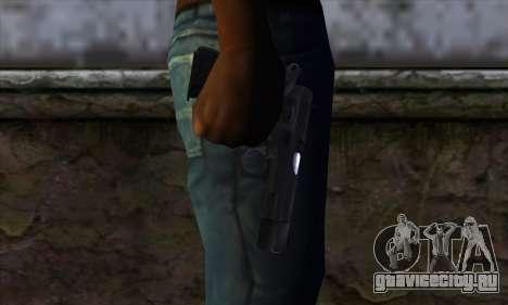 CZ75 v1 для GTA San Andreas третий скриншот